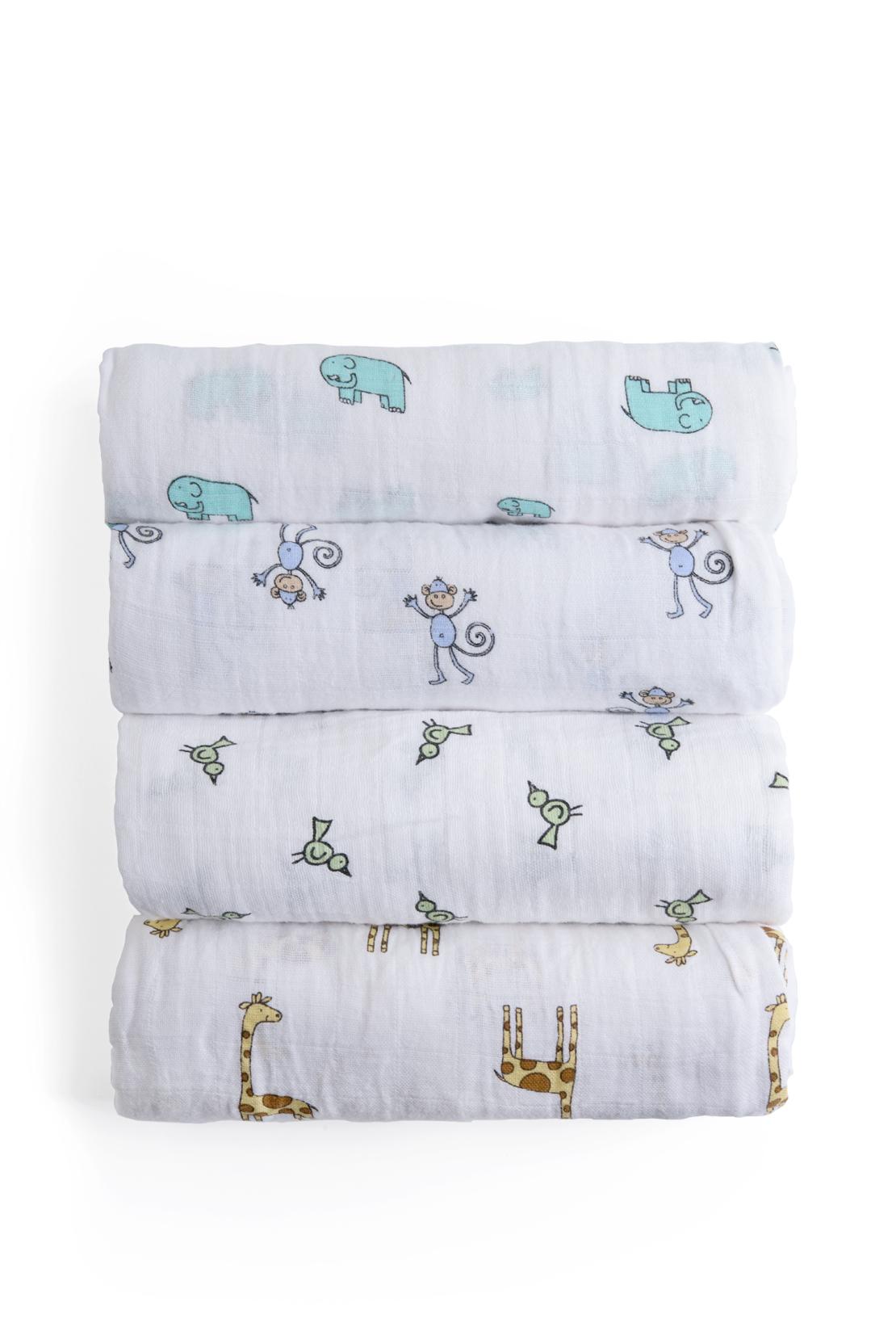 9# - אושר ענוג לבת : מתנה ליולדת - קופסת צעצועים, ספר בד 1-2-3 עם מילוי קשיח, שמיכה רכה, כירבולית טטרה ענקית