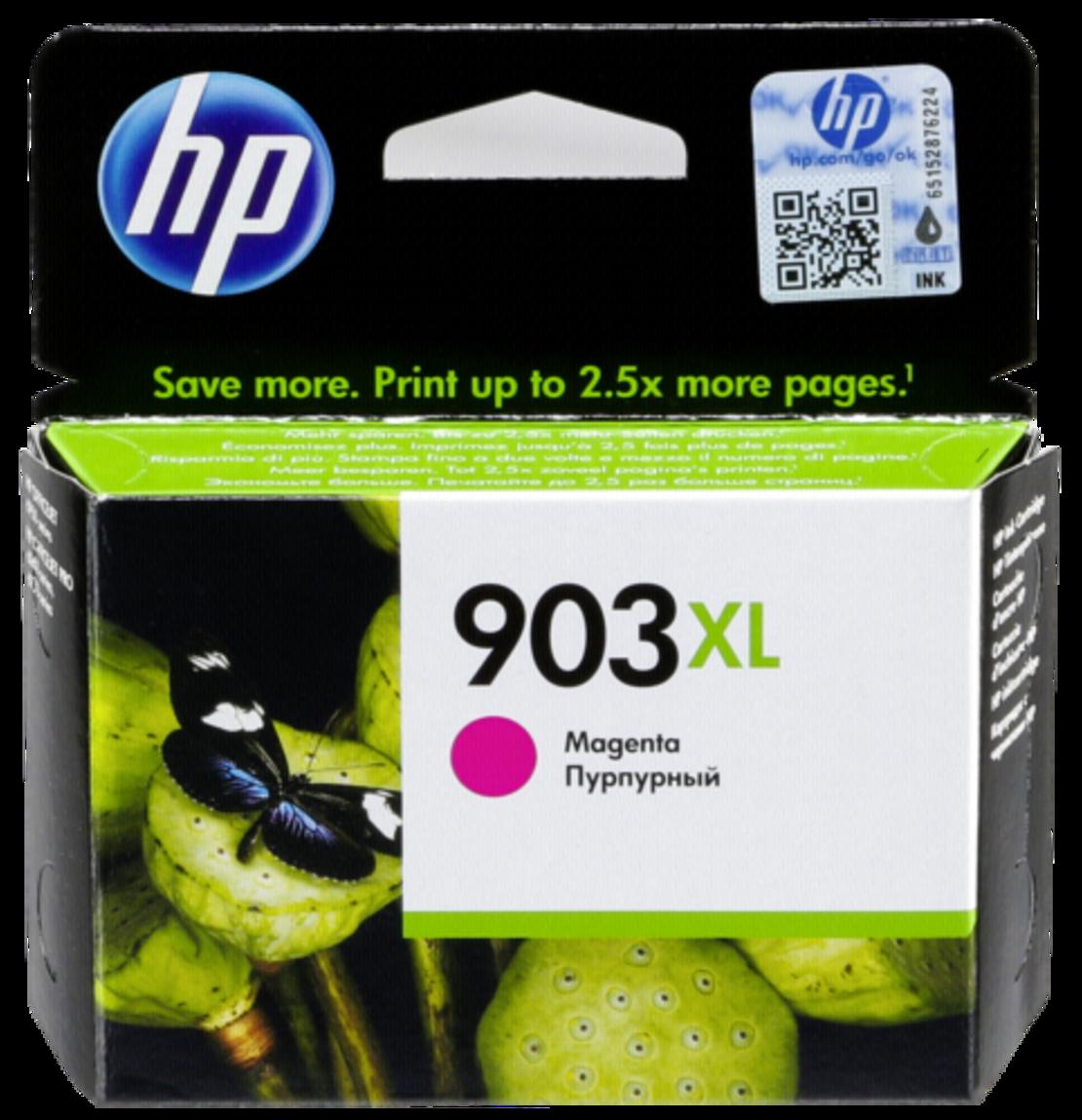 ראש דיו אדום מקורי HP 903XL