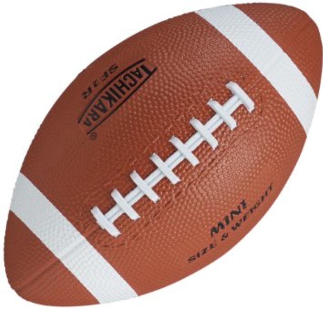 כדור פוטבול עשוי גומי איכותי