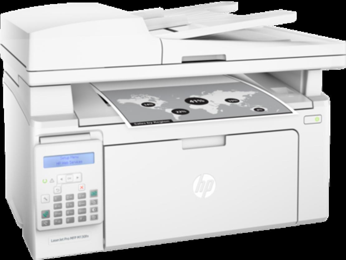 מדפסת  HP LaserJet Pro M130fN