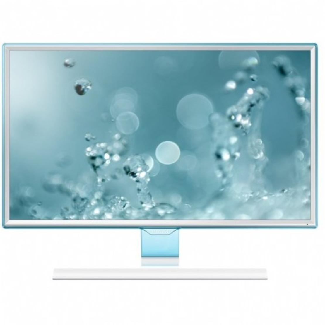 מסך מחשב 24 Samsung  S24E360HL לבן