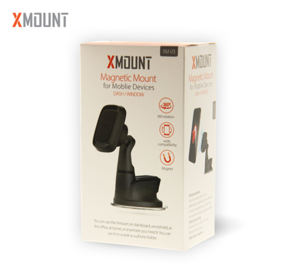 מעמד לרכב XMOUNT Magnetic Mount MX-03