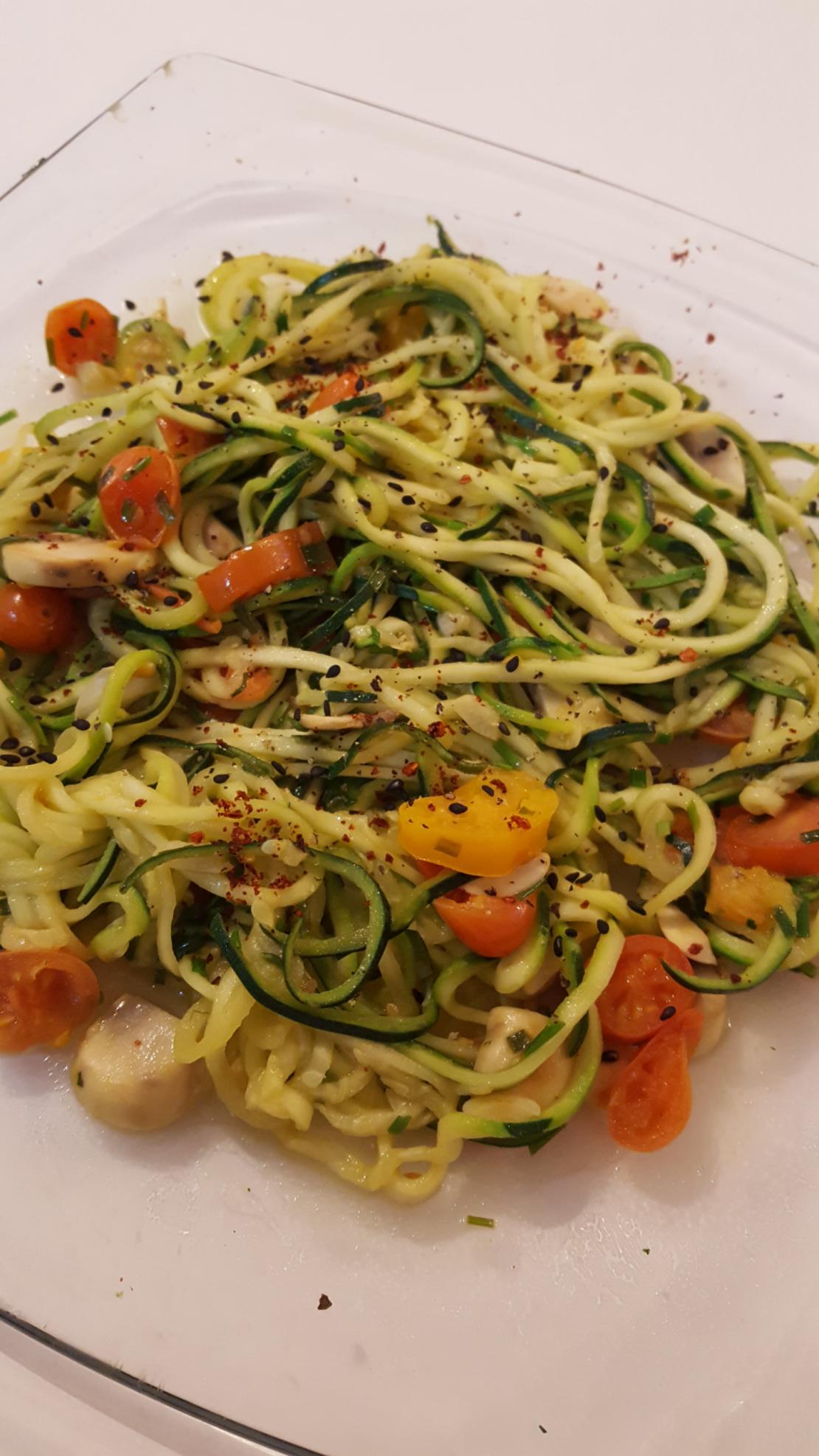 פורס ירקות ספירלה