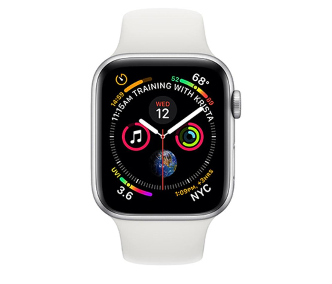 שעון אפל Apple Watch Series 4 GPS, 40mm