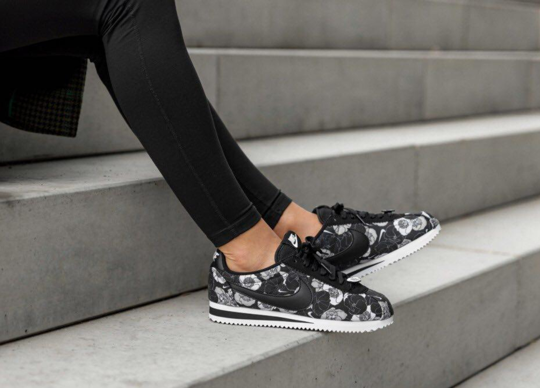 482c6e59e0089 Nike Classic Cortez LX Floral Pack | ShoesBox