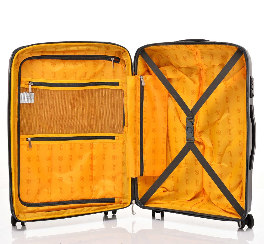 סט מזוודות Redwood