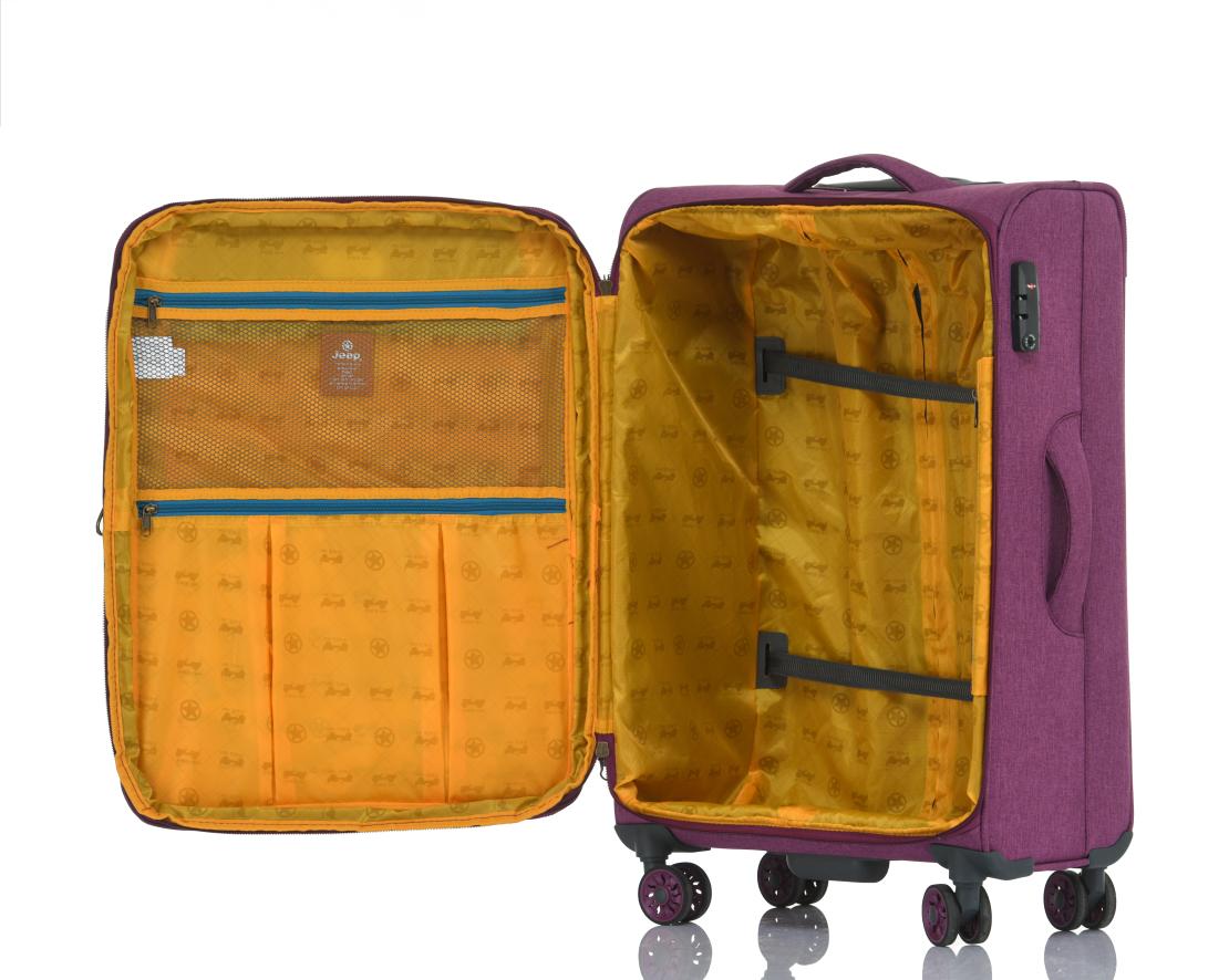 סט מזוודות Colorado