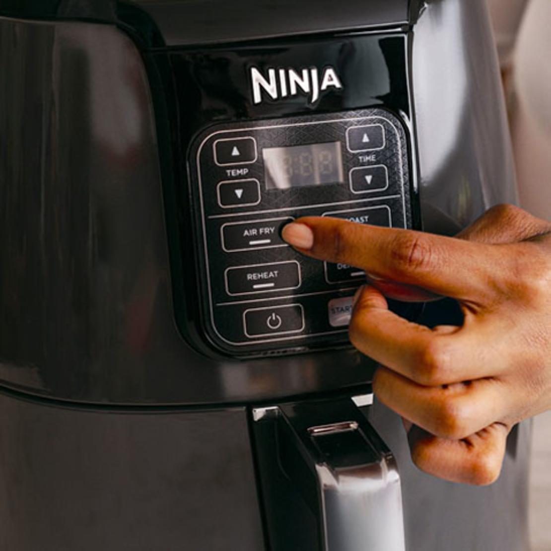 סיר טיגון ללא שמן 4 ב-1 נינג'ה - NINJA