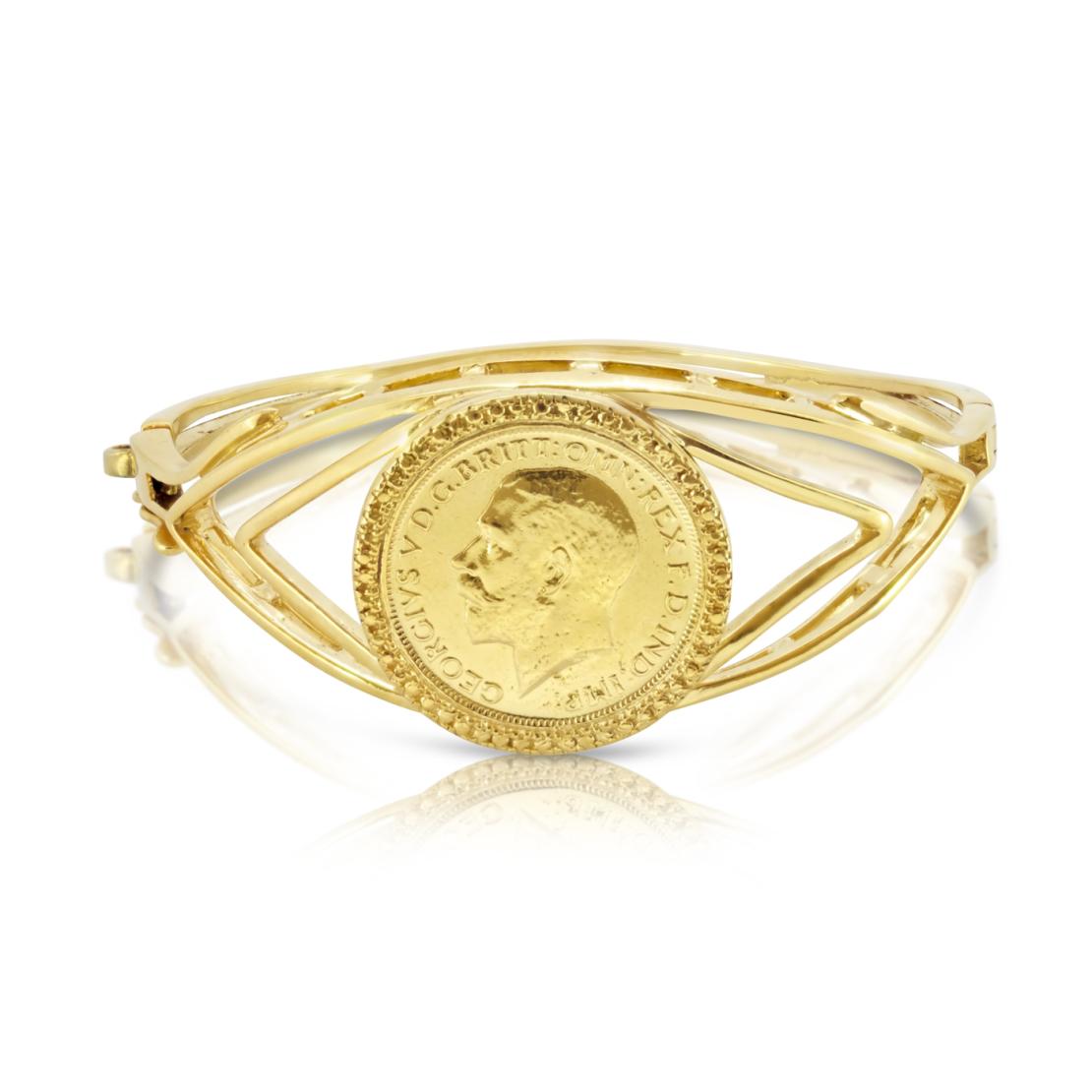 צמיד מטבעות BR1401