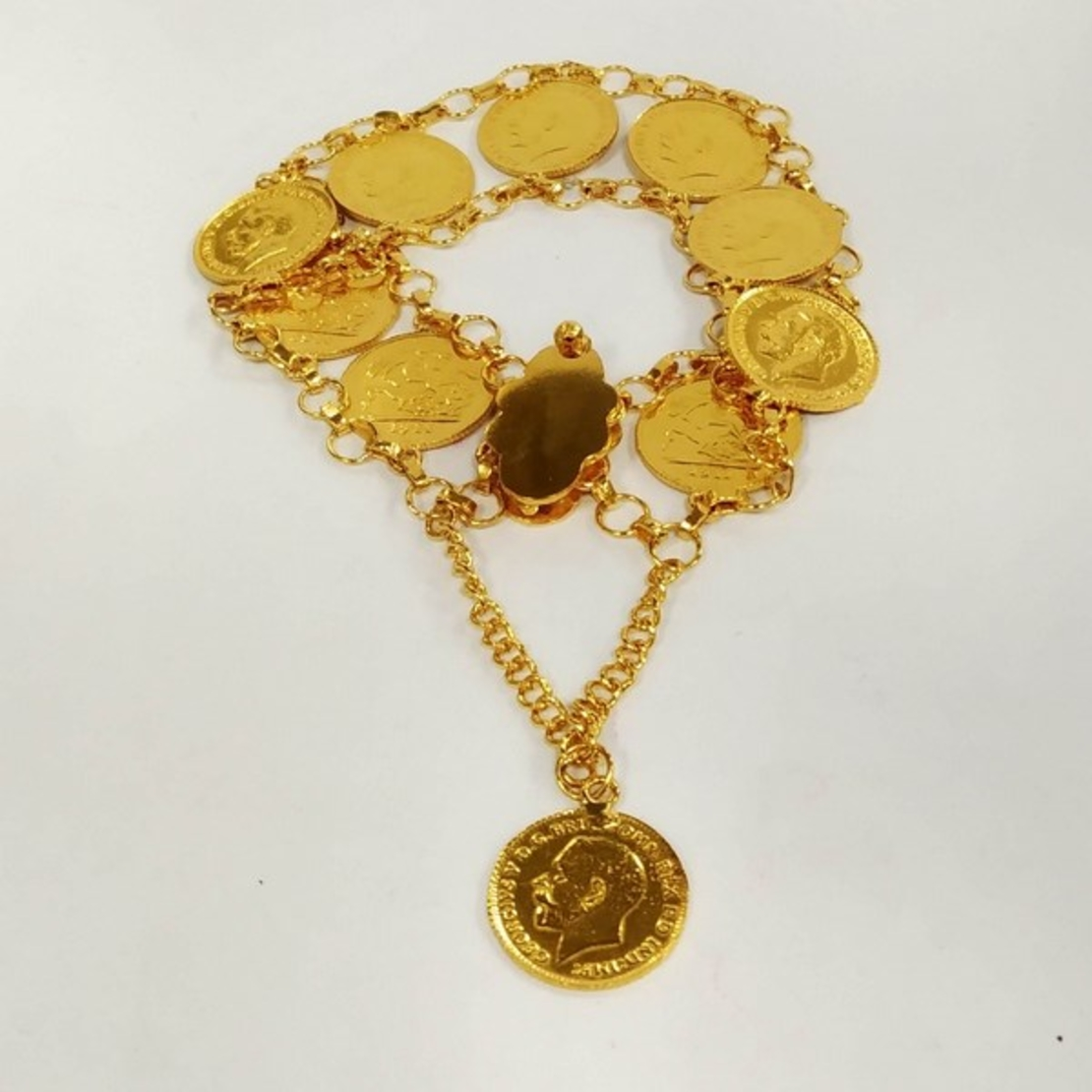 צמיד מטבעות BR1647
