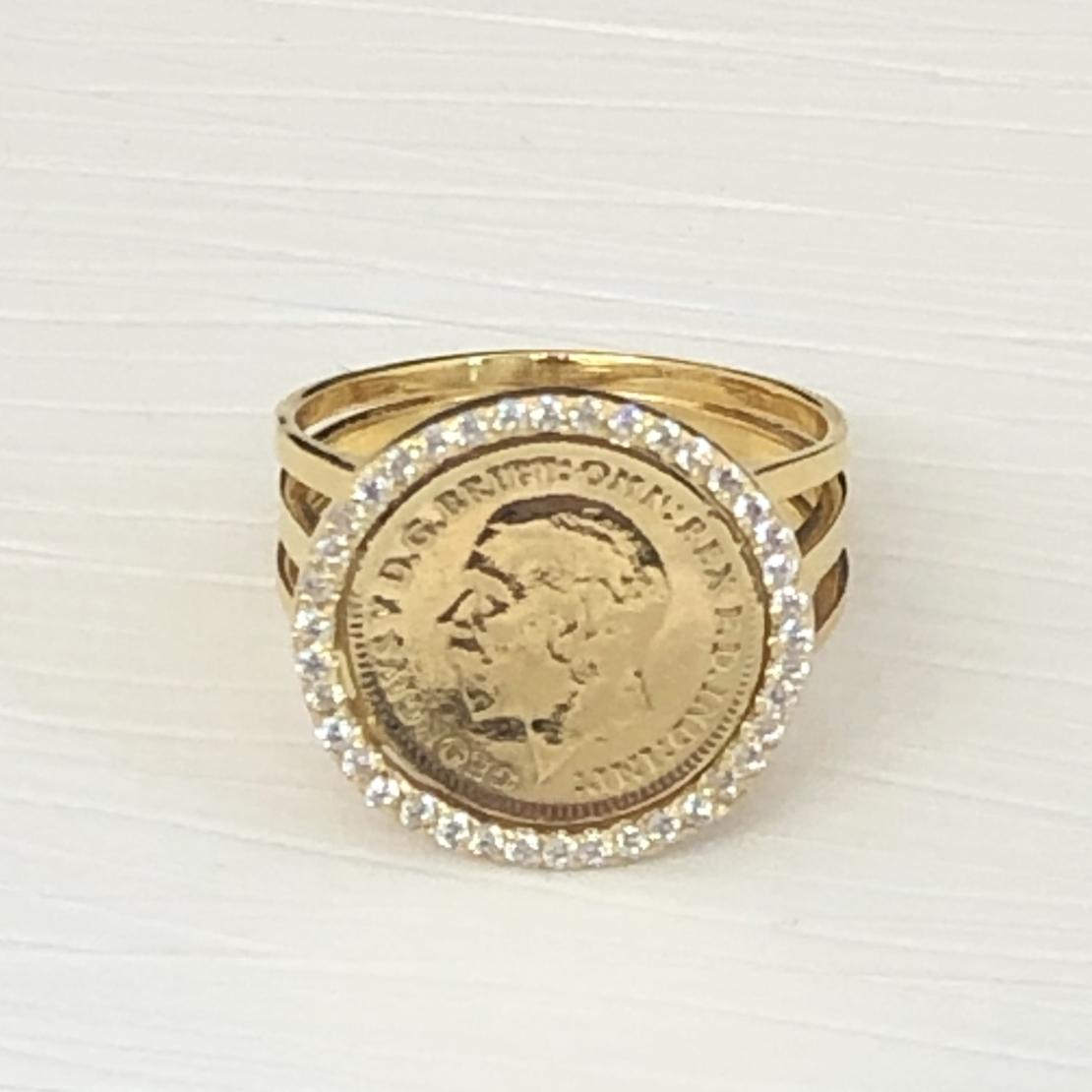 טבעת מטבע RI0393B