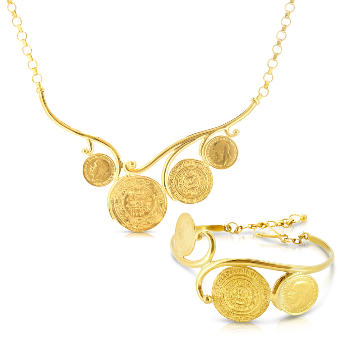 ענק מטבעות מודירני NE1456