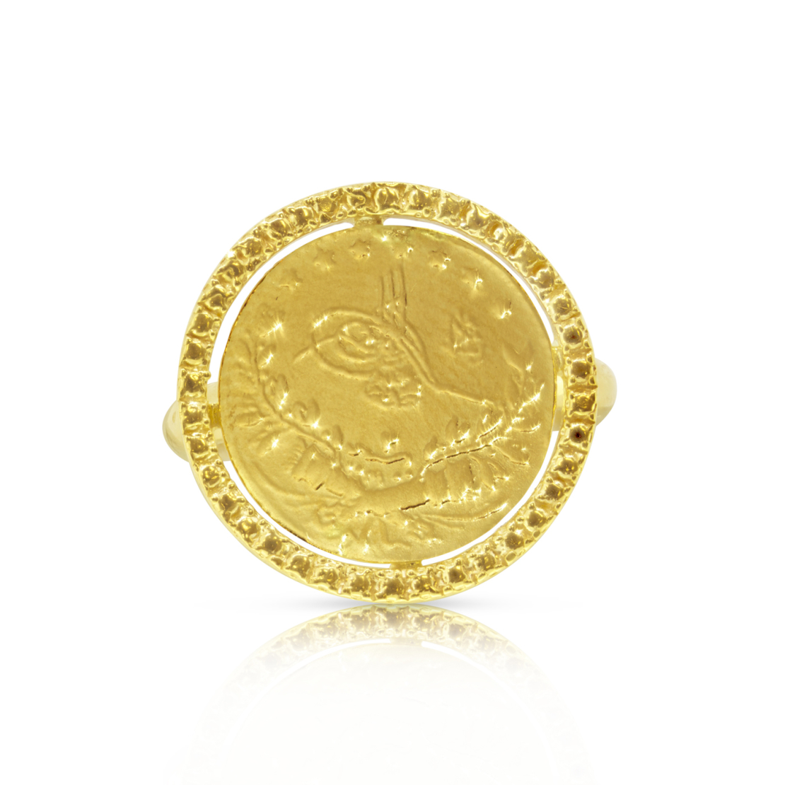 טבעת מטבע RI1369