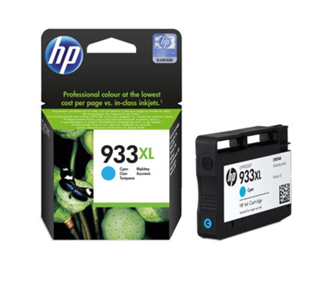 ראש דיו מקורי HP 933XL כחול