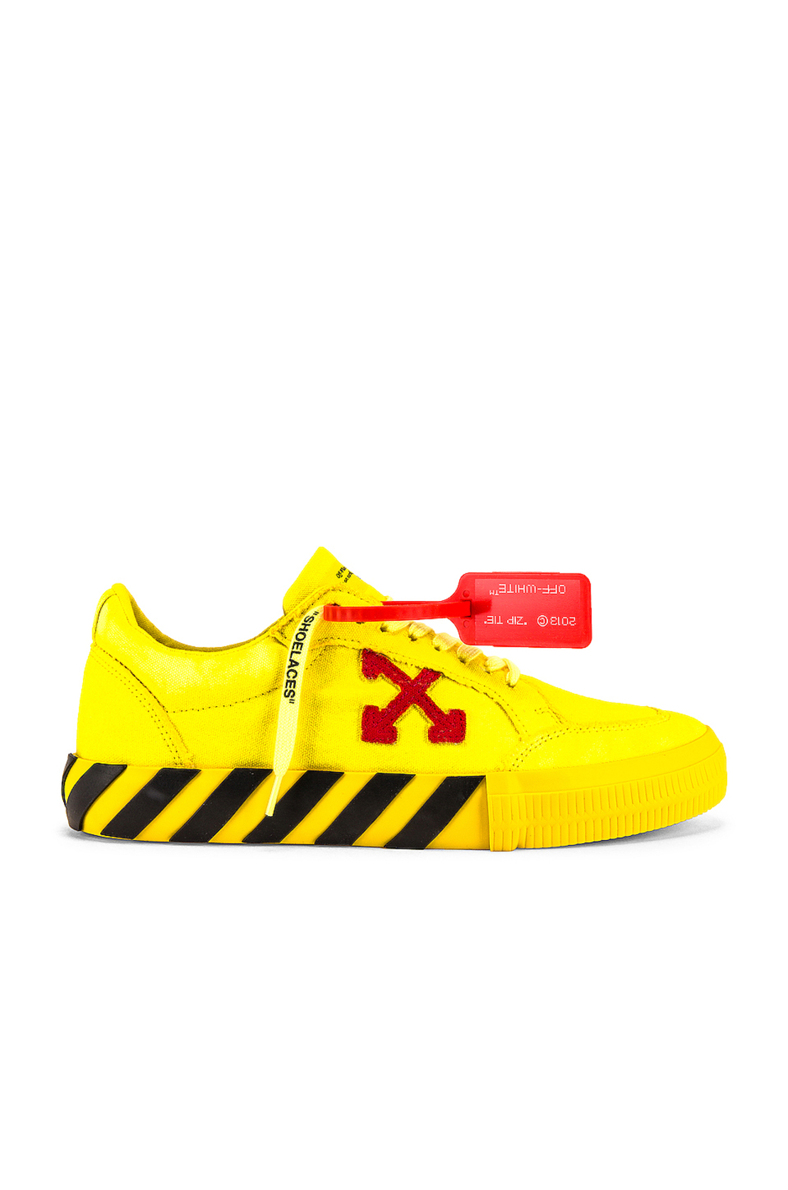 OFF-WHITE -LOW VULCANIZED SNEAKERS