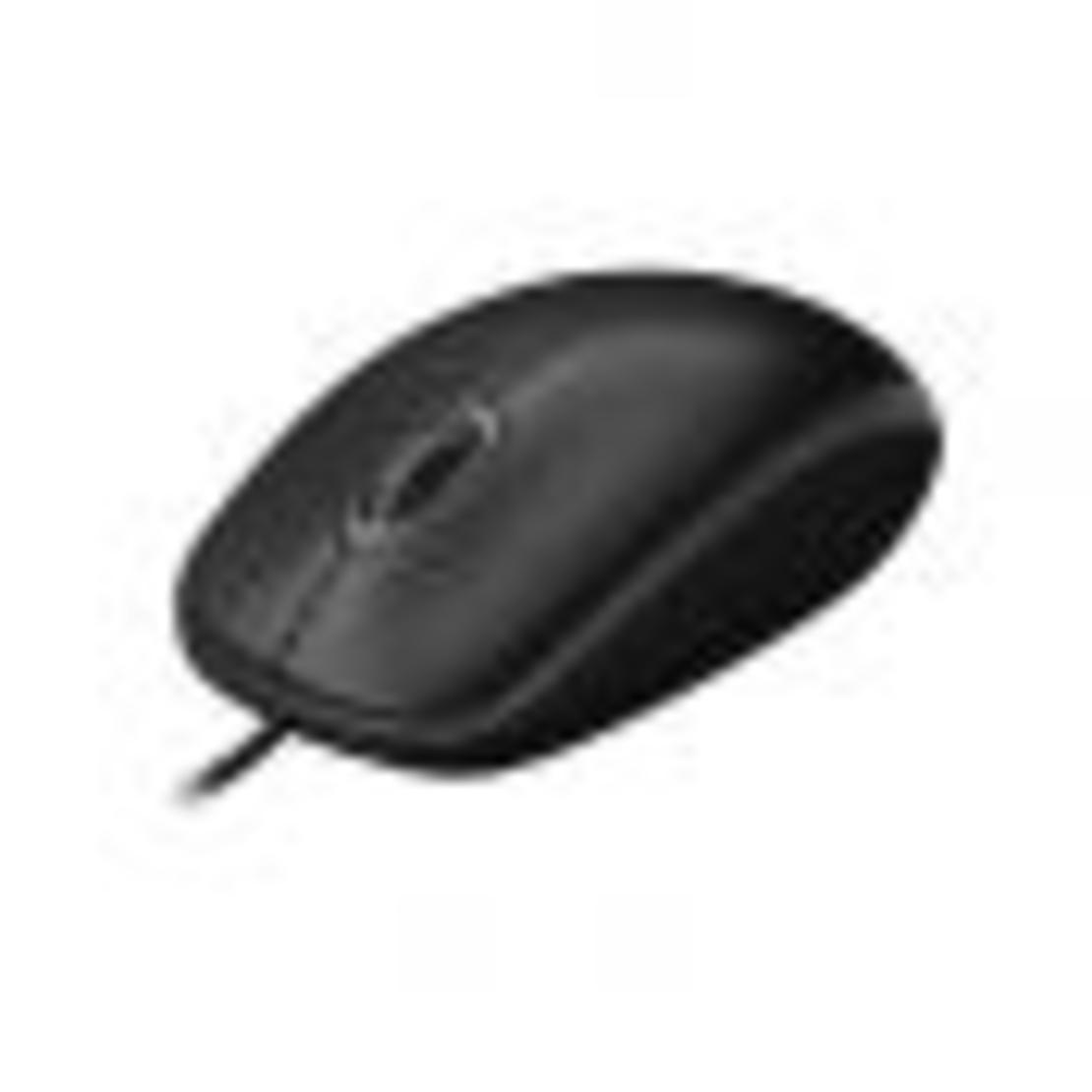 עכבר Logitech Optical USB B100