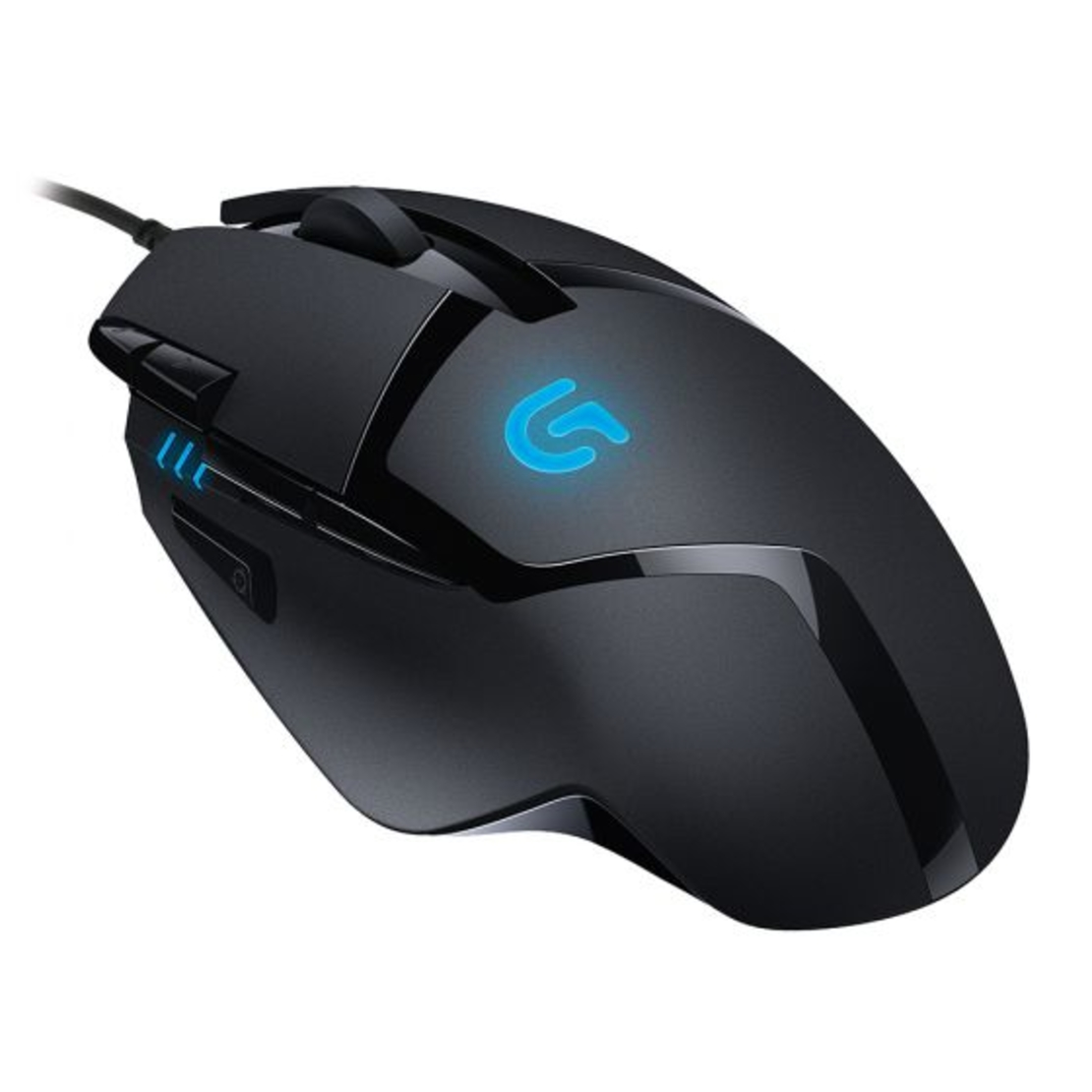 עכבר גיימרים Logitech G402 Hyperion Fury Ultra-Fast FPS