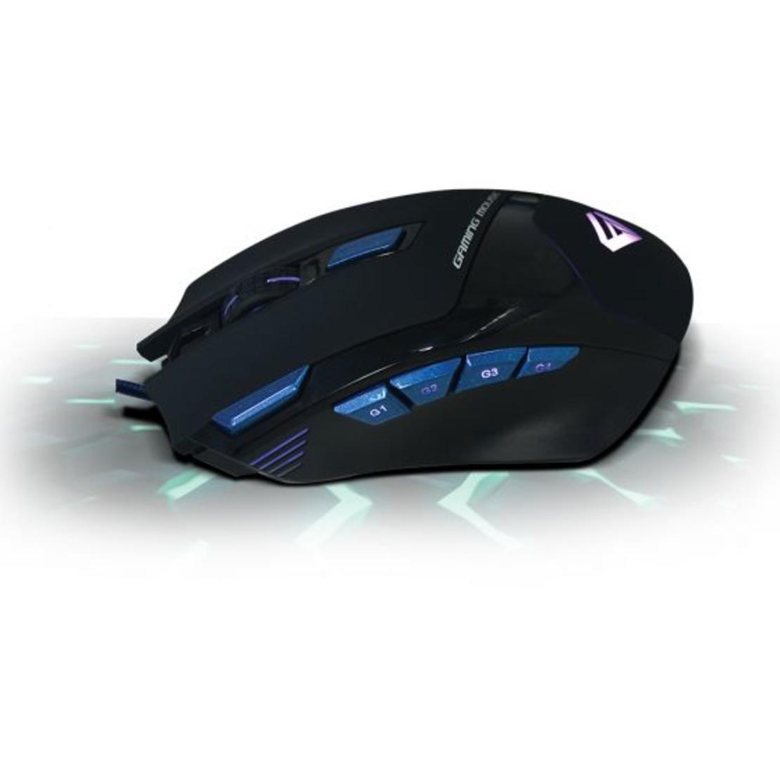 עכבר גיימינג חוטי Scorpius by SILVER LINE 4800dpi GM808