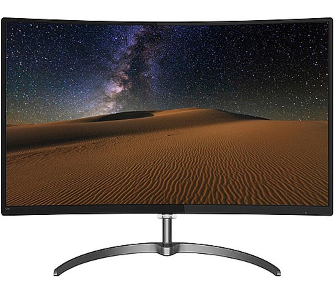 מסך מחשב קעור גיימינג Philips 328E8QJAB5 31.5 אינטש Full HD