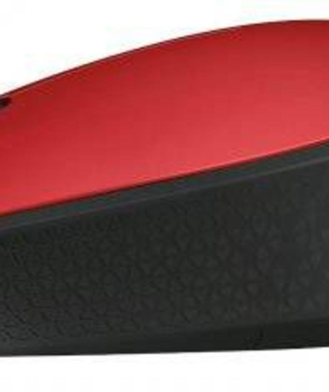 עכבר אלחוטי Logitech M171 - בצבע אדום