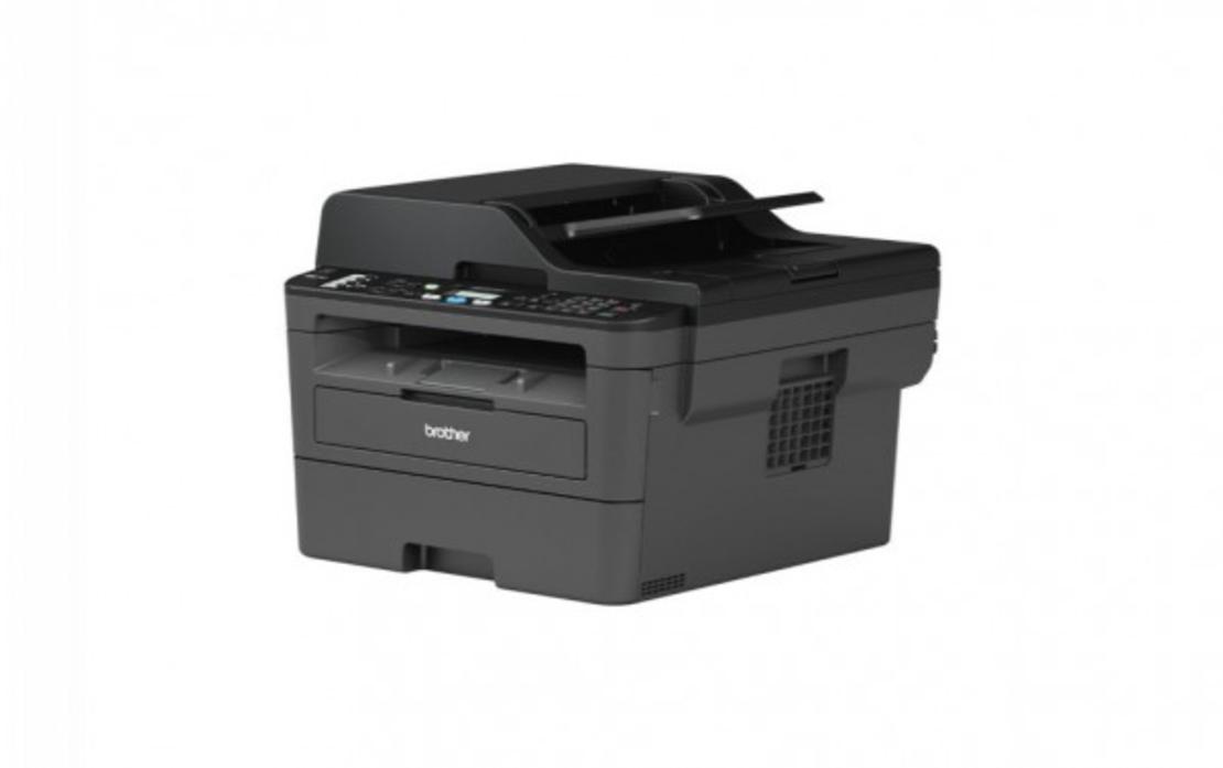 מדפסת לייזר שחור לבן משולבת MFC-L2710DW