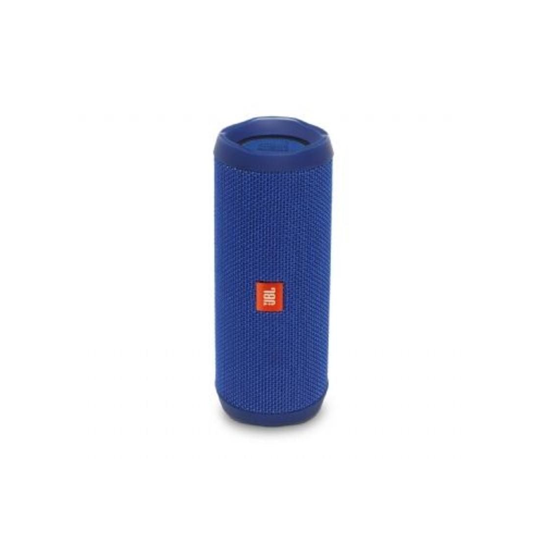 רמקול אלחוטי JBL Flip 4 - כחול