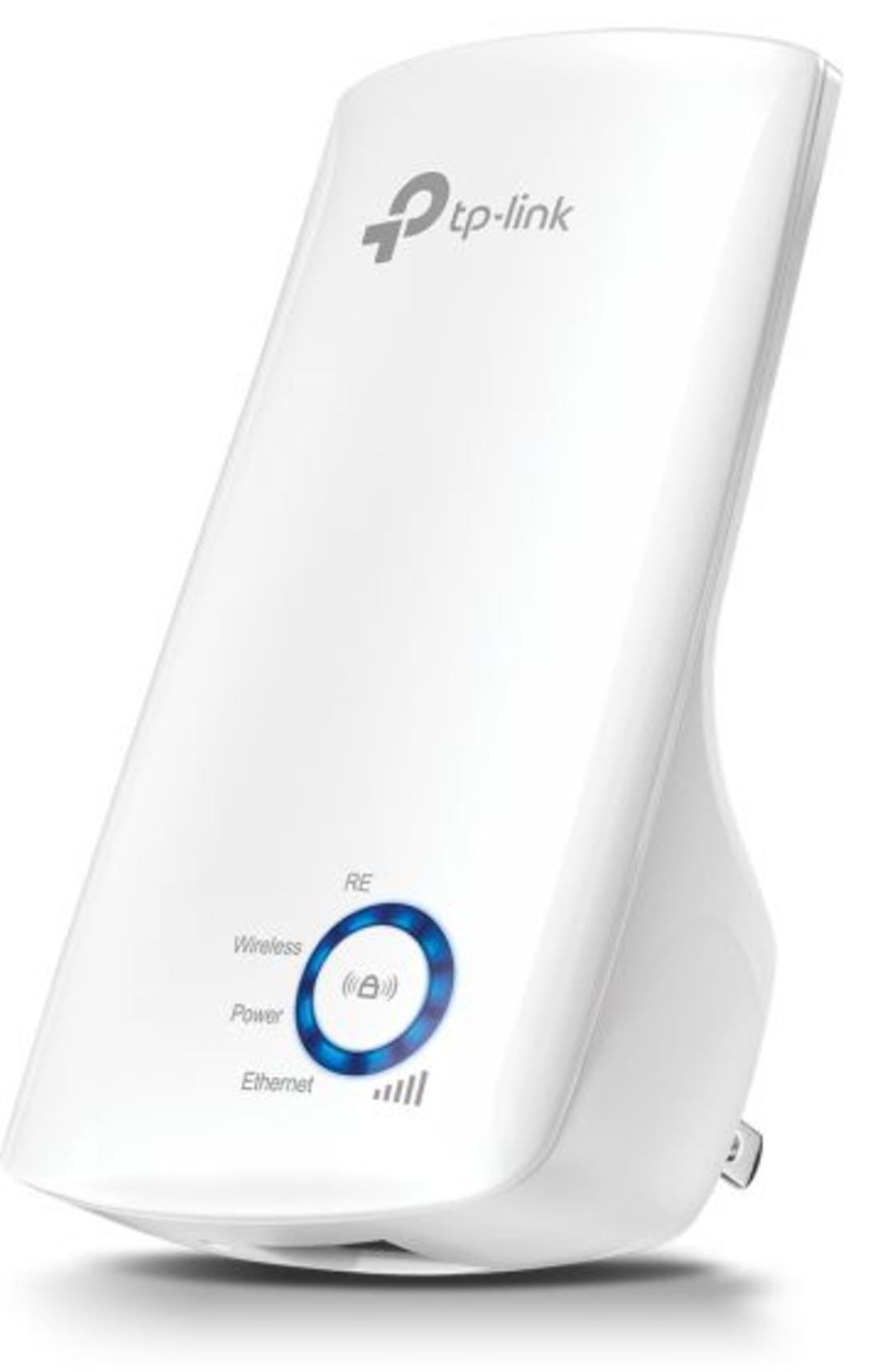 נקודת גישה TP-LINK 300Mbps Universal Range Extender TL-WA850RE