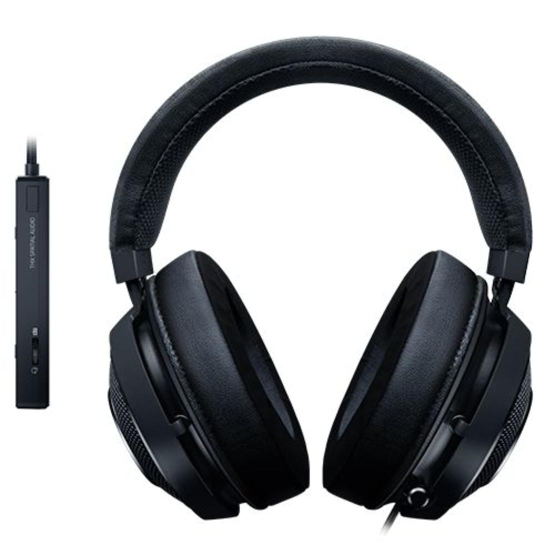 אוזניות גיימינג RAZER Kraken tournament שחור