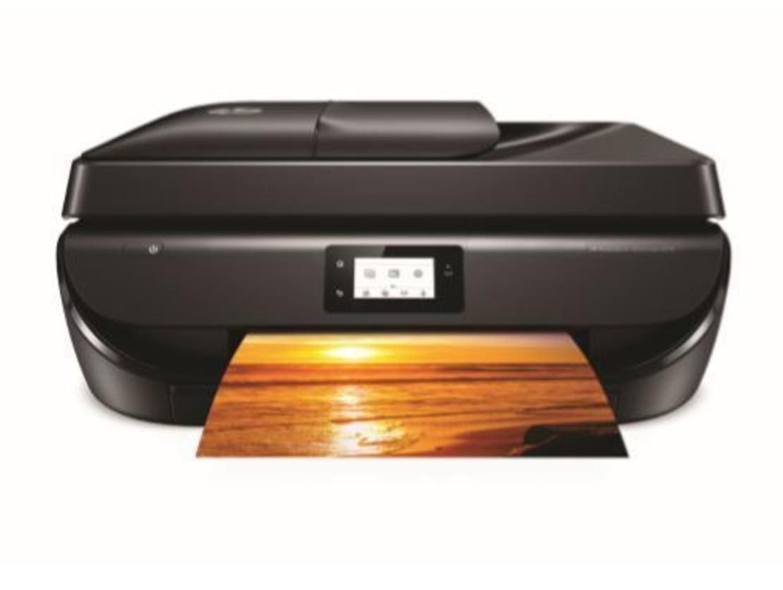 מדפסת הזרקת דיו צבעונית משולבת HP DeskJet IA 5275 All-in-One Printer