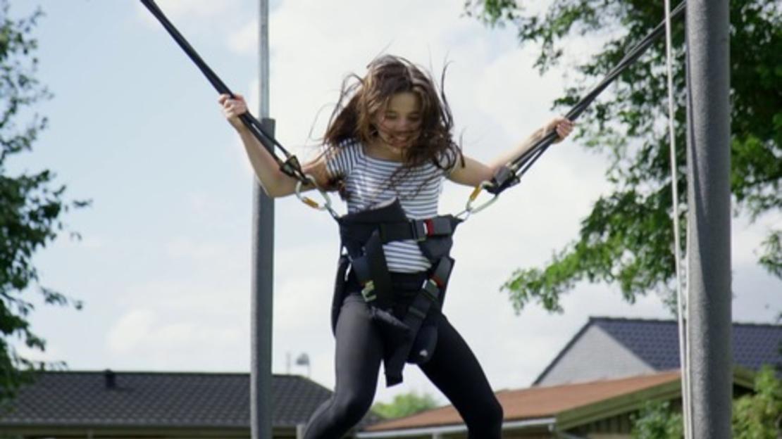 ערכת בנג'י לחיבור לטרמפולינה- JUMPXFUN
