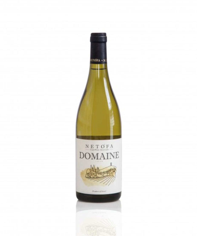 יין דומיין נטופה לבן 2018