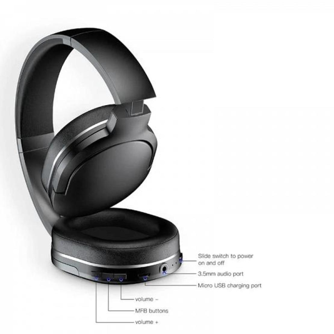 אוזניות קשת Baseus D02 Bluetooth