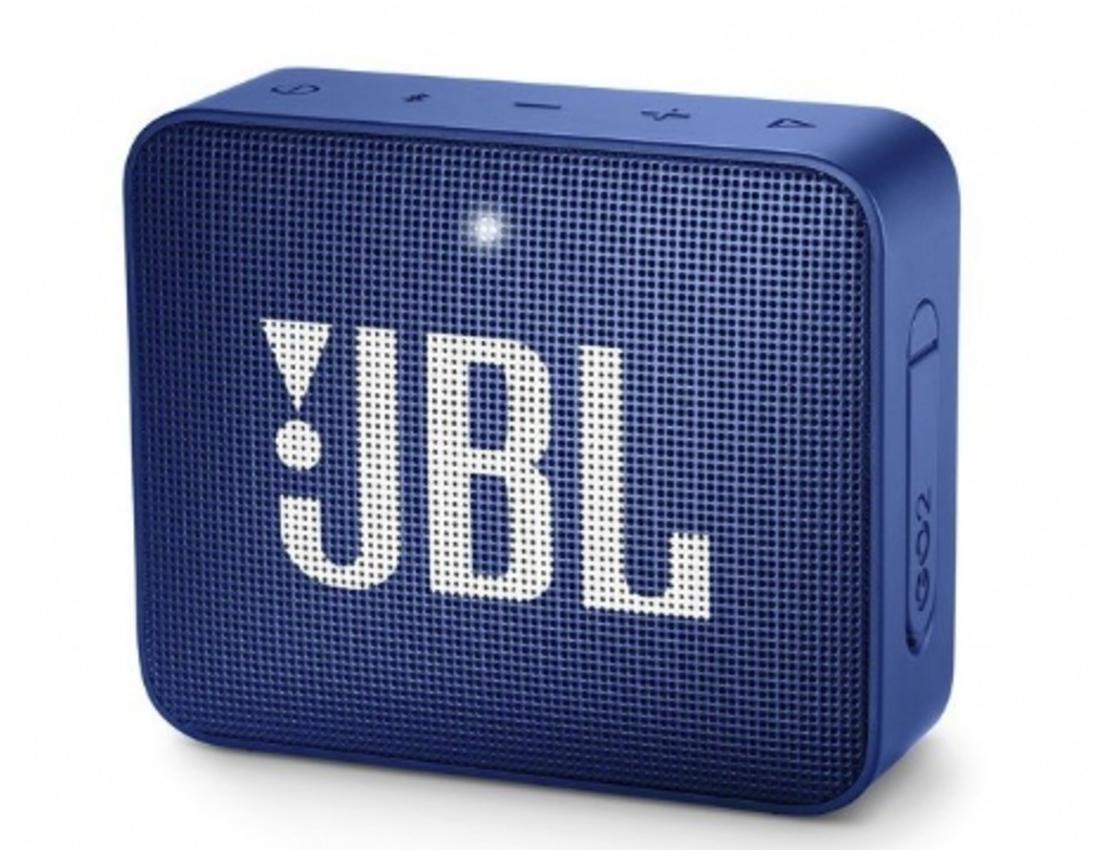 רמקול אלחוטי jbl go 2  כחול