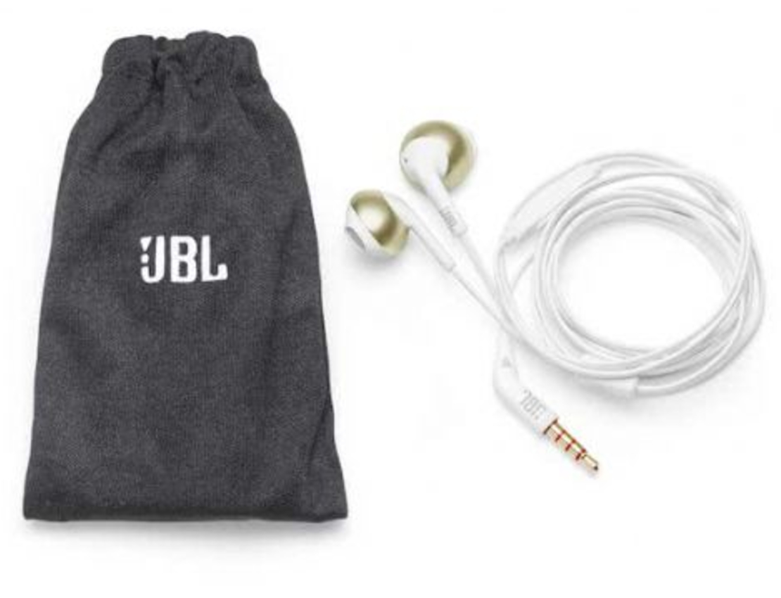 אוזניות JBL T205 IN EAR zvc