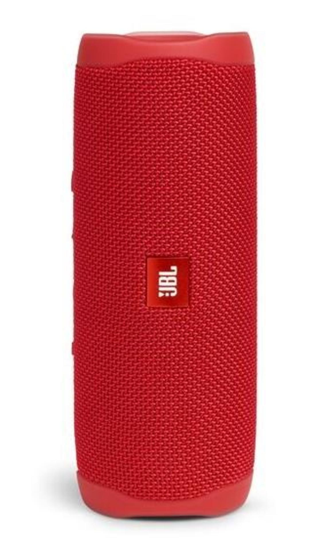רמקול אלחוטי JBL FLIP 5 אדום