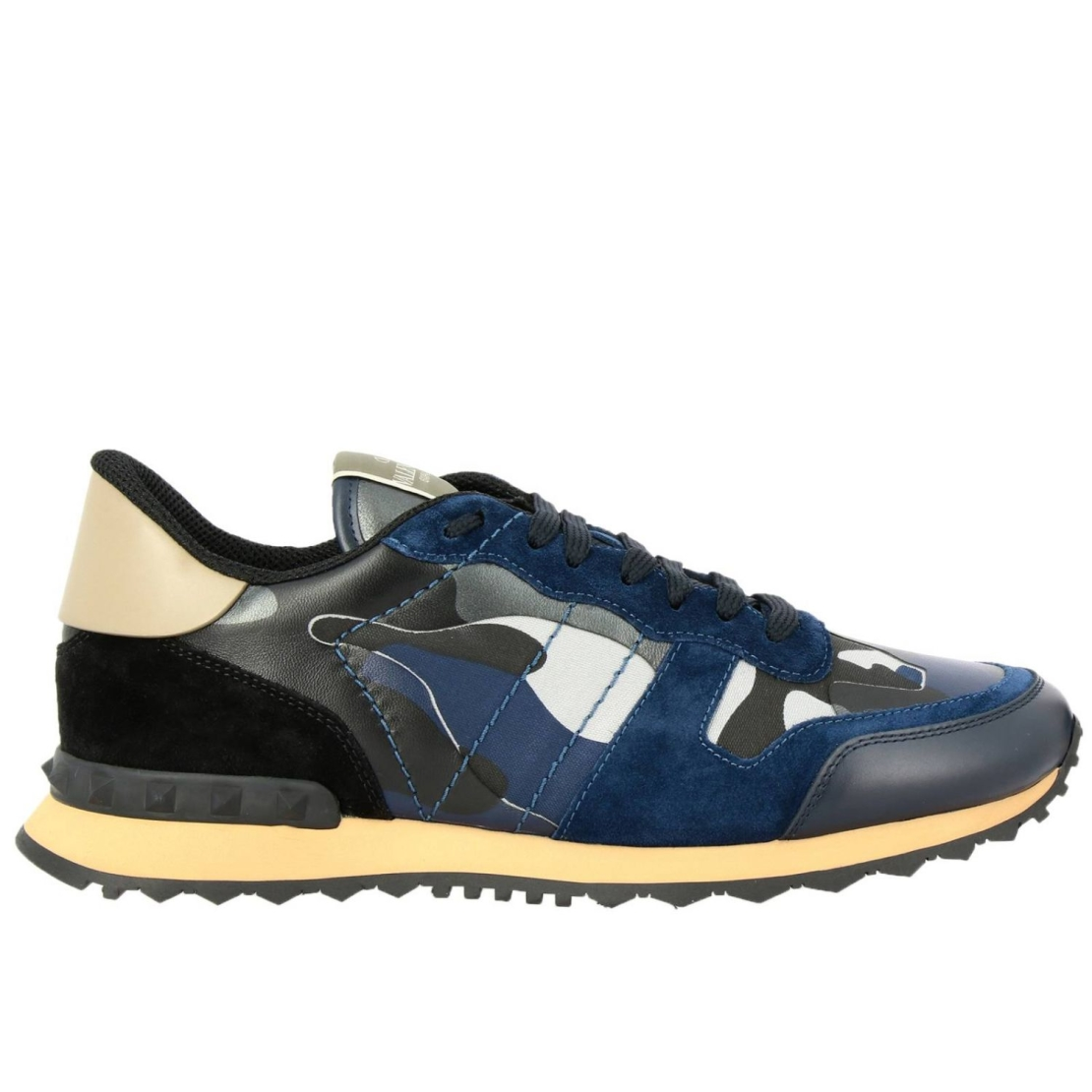 Valentino - Rockrunner camouflage sneakers