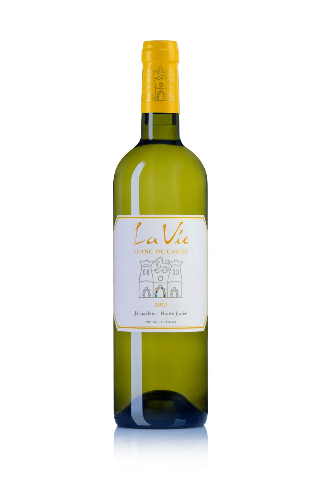 קסטל  לה וי לבן-La Vie Blanc