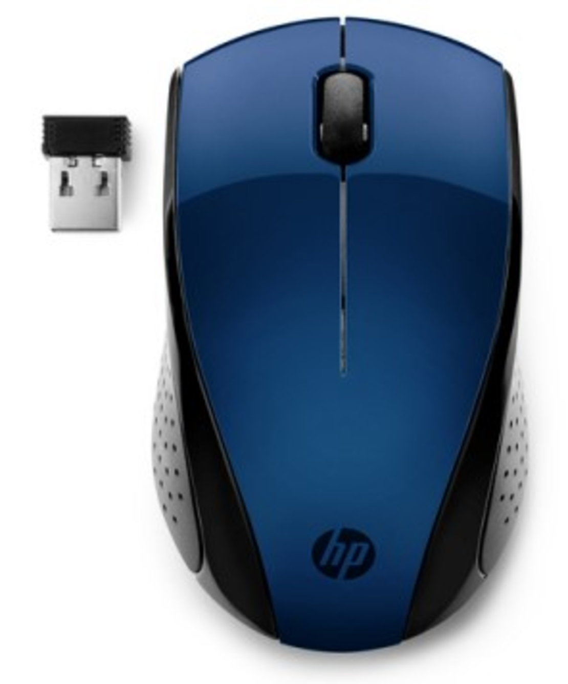 עכבר אלחוטי HP wireless Mouse 220 כחול