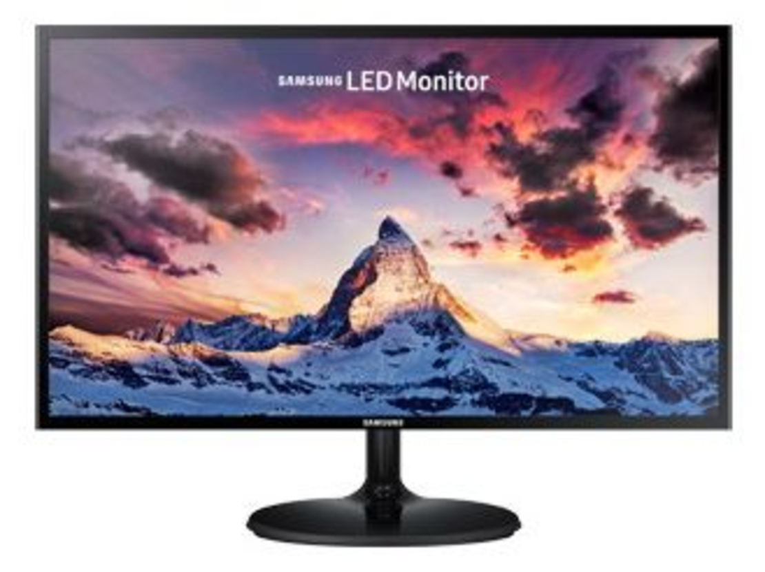 מסך SAMSUNG S27F350FH LED  27FHD LED