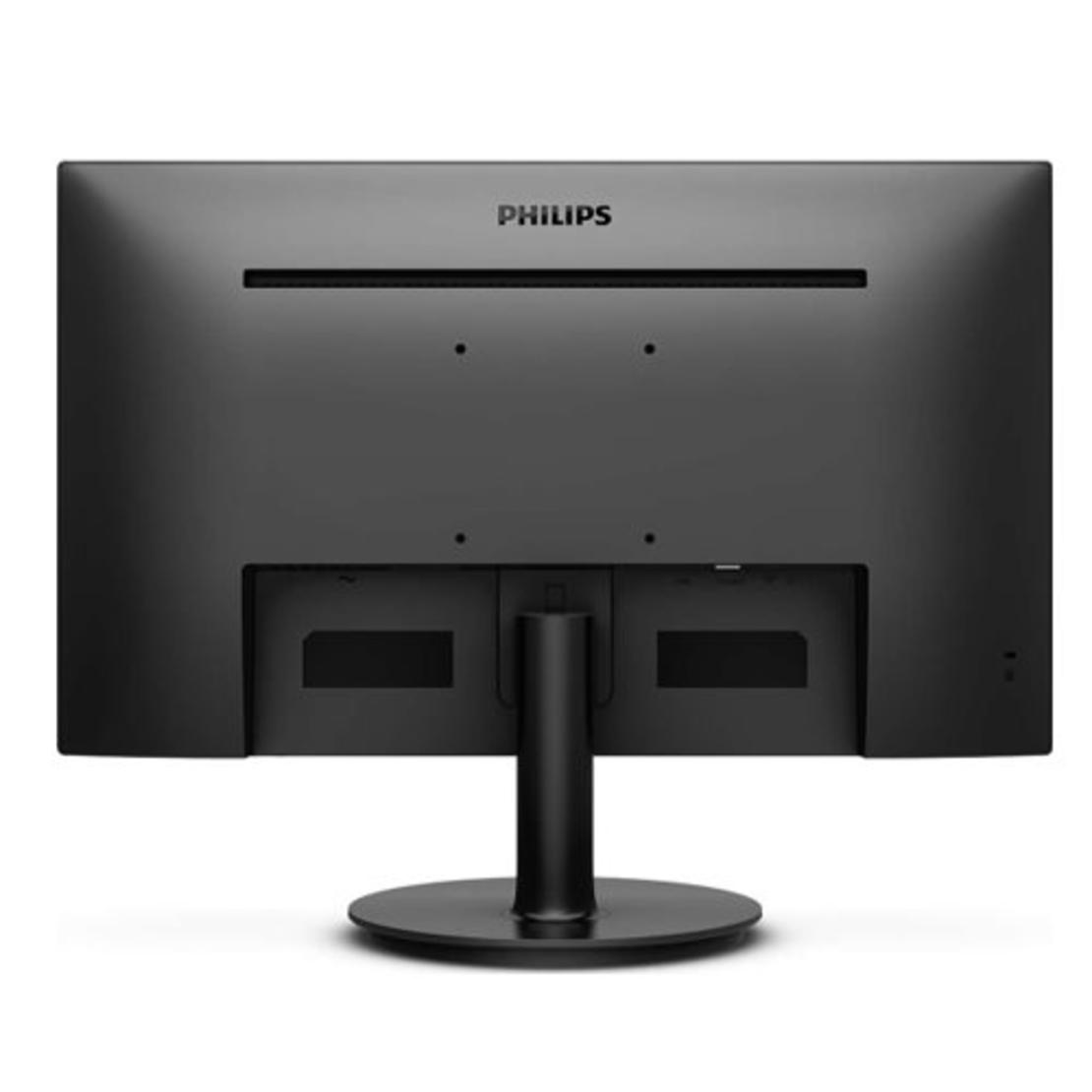 מסך מחשב עם רמקולים מובנים ומסגרת דקה במיוחד PHILIPS 221V8A 22