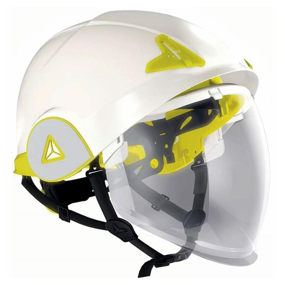 קסדת מגן להגנה משולבת דגם ONYX מבית Delta Plus