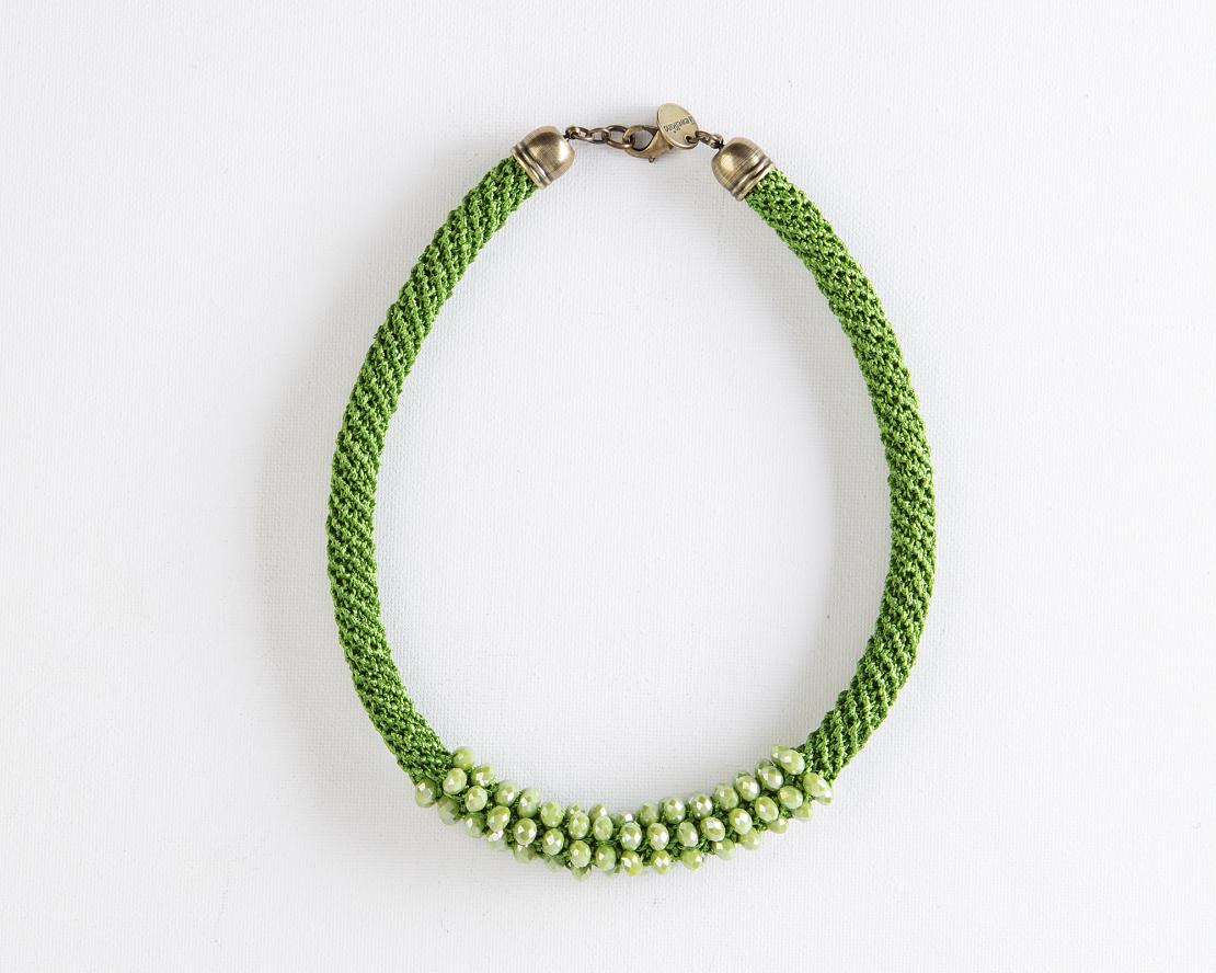 שרשרת ירוק / ירוק - אילה