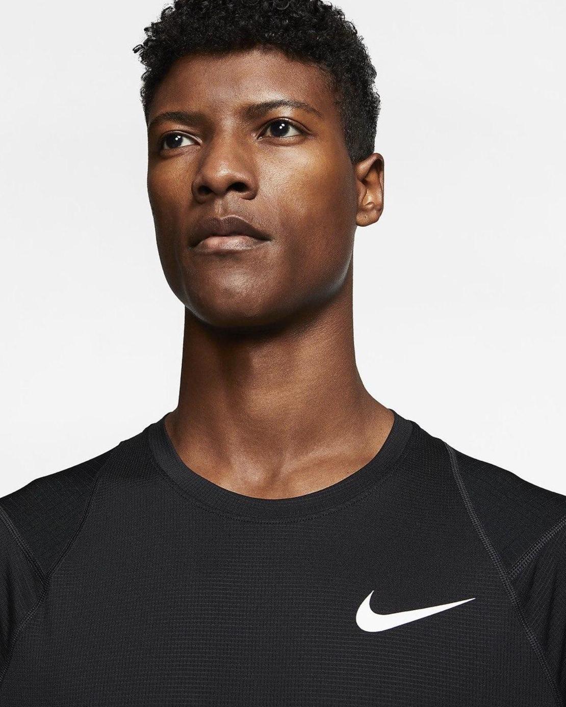 חולצת נייקי לגברים Nike Pro Men's Short-Sleeve Top