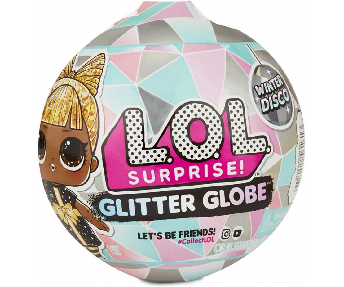 כדור לול - Glitter Globe