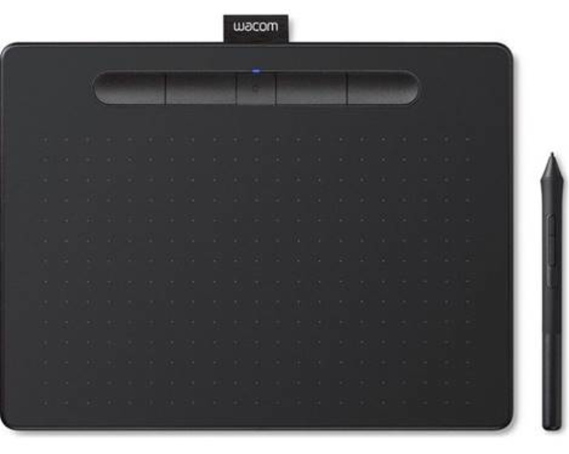 לוח גרפי Wacom Intuos small Bluetooth Pistachio
