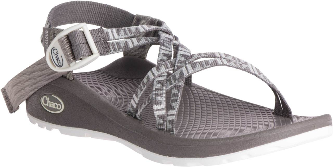 chaco  women's zx/cloud צ'אקו נשים קלאווד - אפור