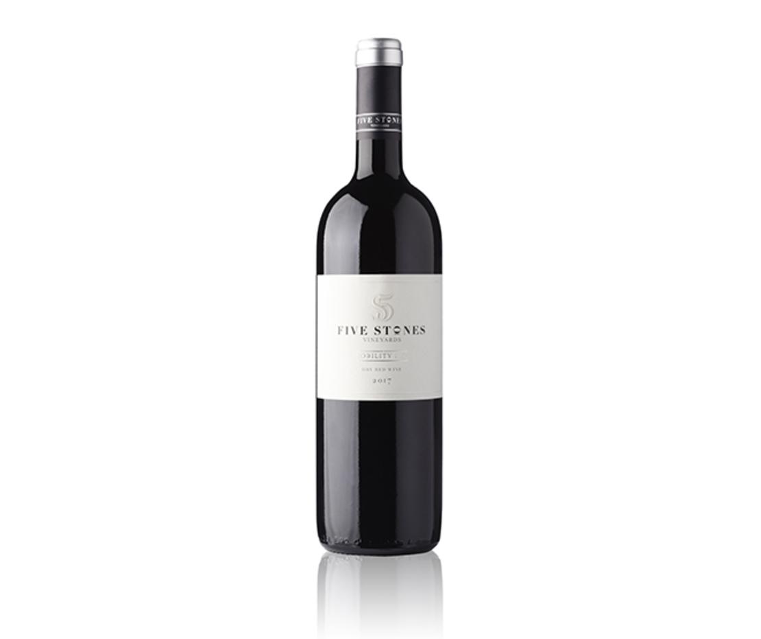 'NOBILITY 215a - יין אדום יבש - מגנום 1.5 ליטר