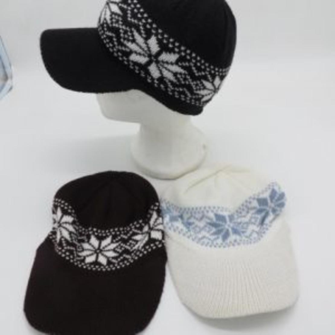 """כובע מצחיה דגם """"אתני"""" דגם 152"""