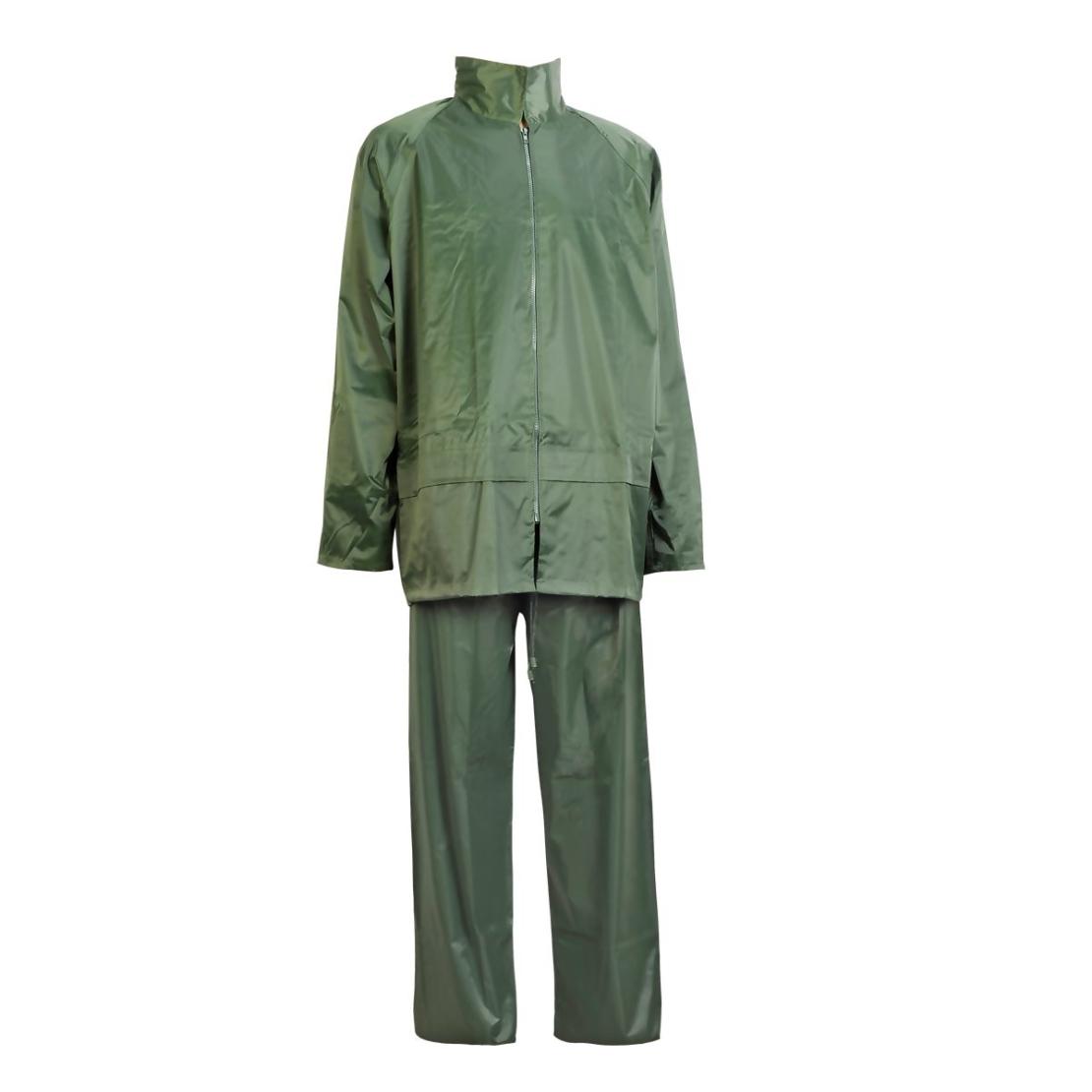 חליפת סערה ירוק זית 8262