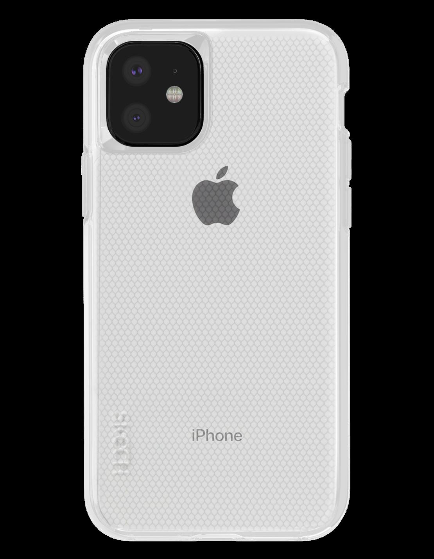 כיסוי SKECH סקצ' לאייפון 11 IPHONE  דגם MATRIX (שקוף)